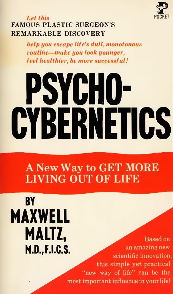 Maltz pdf maxwell psycho cybernetics by