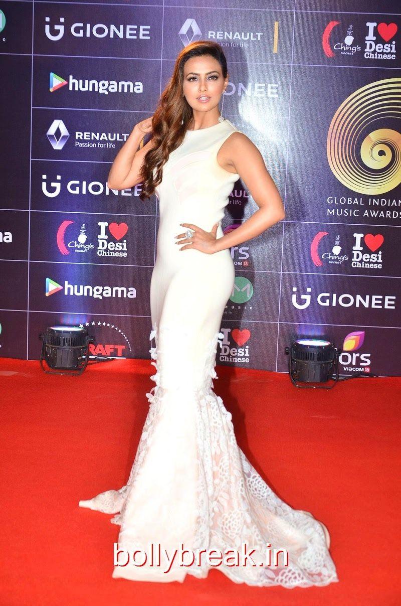 Sana khan hot pics at giima awards hd pics india beauty
