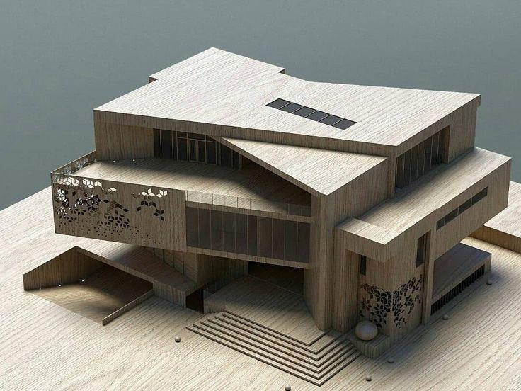 "Amazing Architecture on Instagram: ""PRIVATE VILLA at RIYADH"