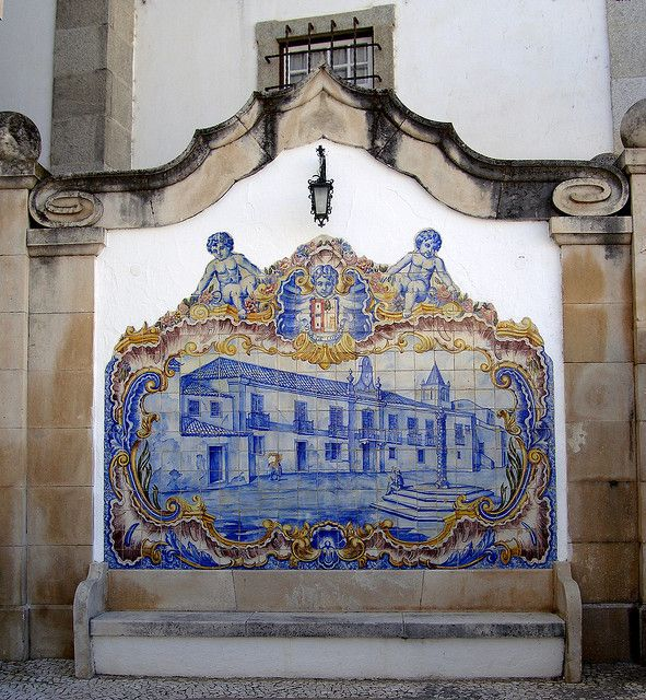 Portuguese tiles - Azulejos by * starrynight1, via Flickr