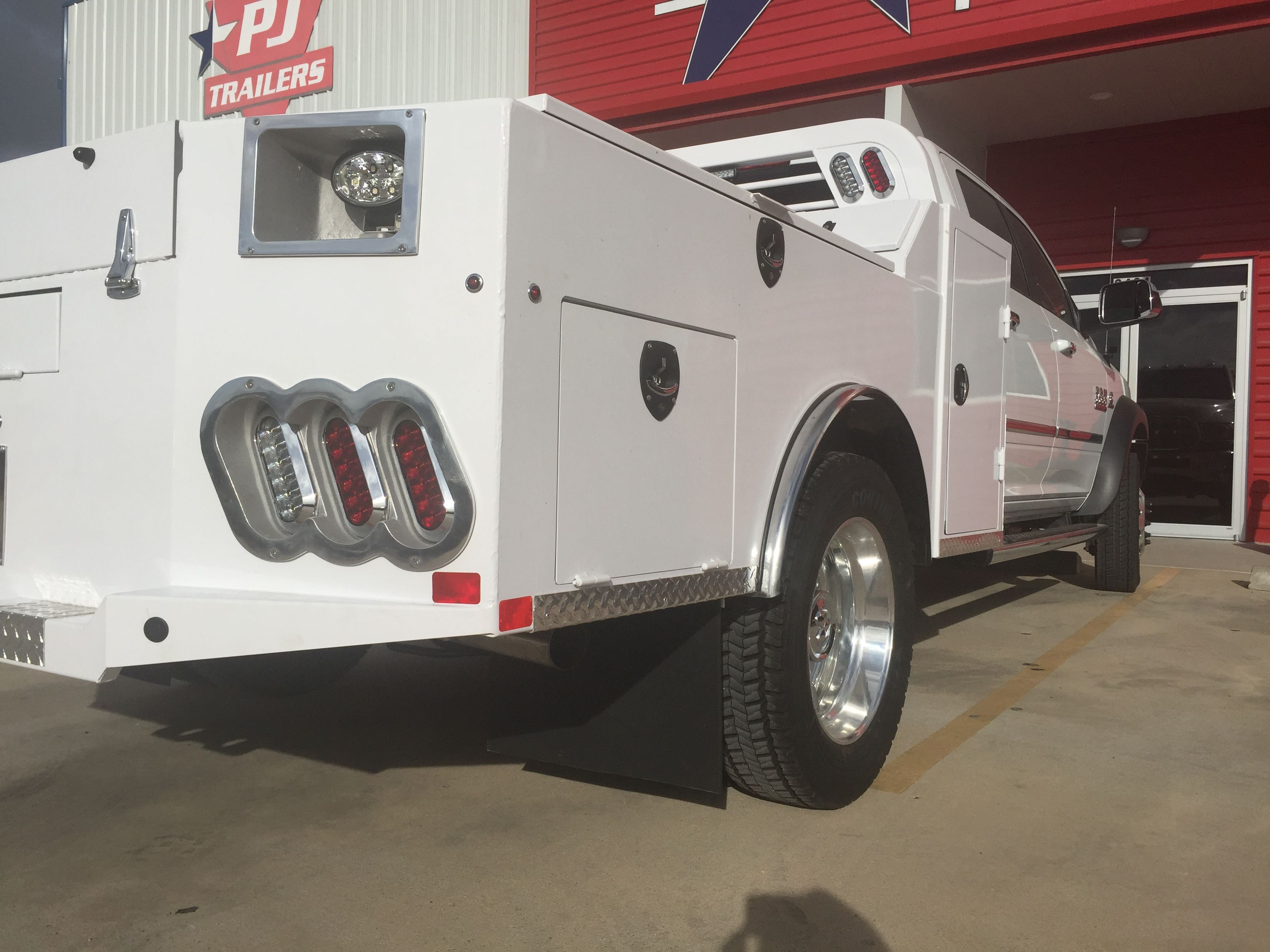 Cool White Truckbed by Norstar Available at Nationwide