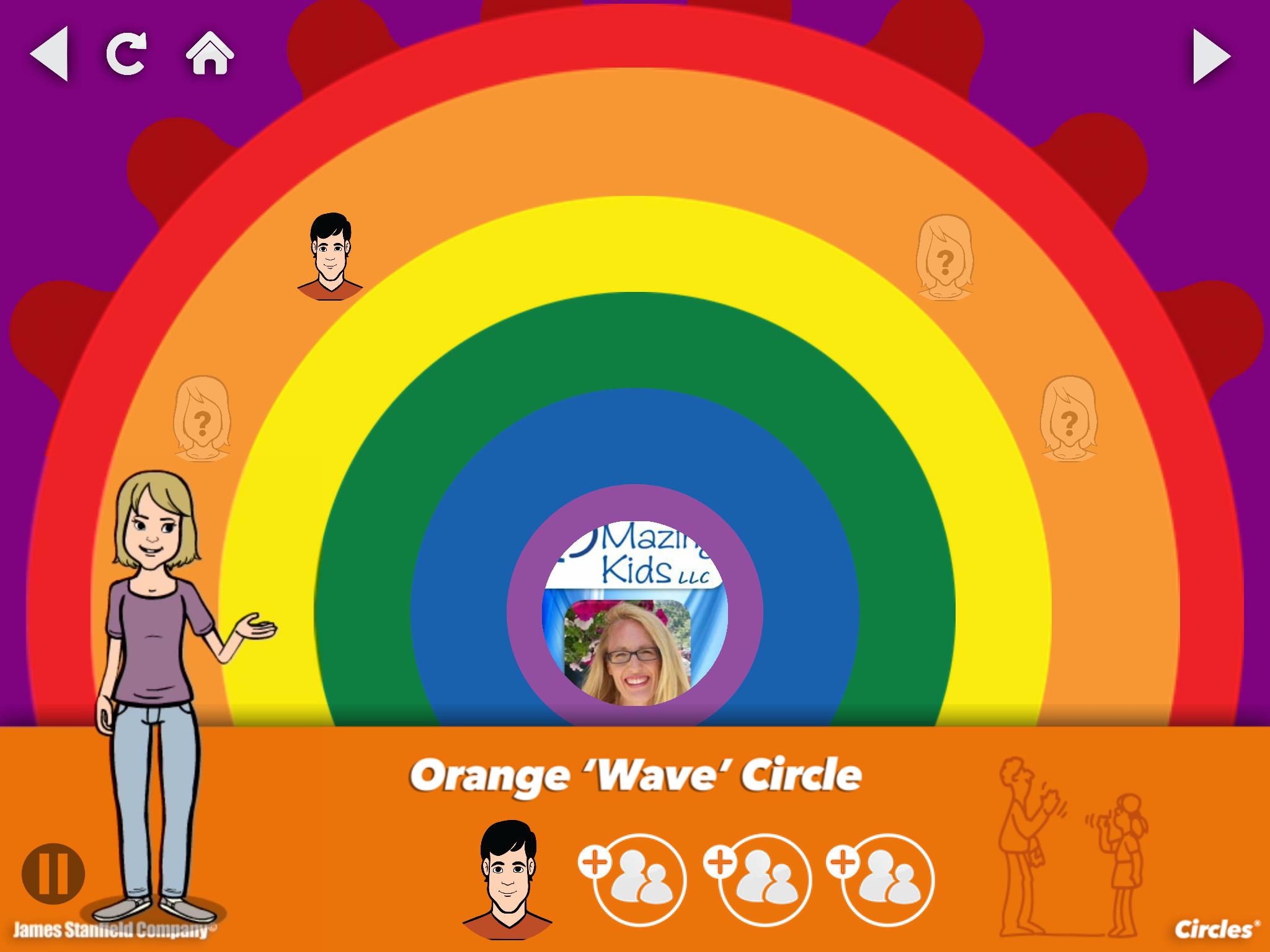 {App Review} Circles App Social Boundaries