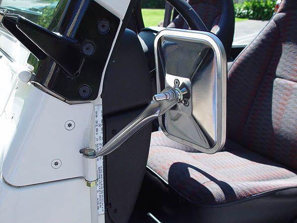 Jeep Doorless Budget Mirror Mount & Jeep Doorless Budget Mirror Mount   Jeep   Pinterest   Jeeps Jeep ... pezcame.com