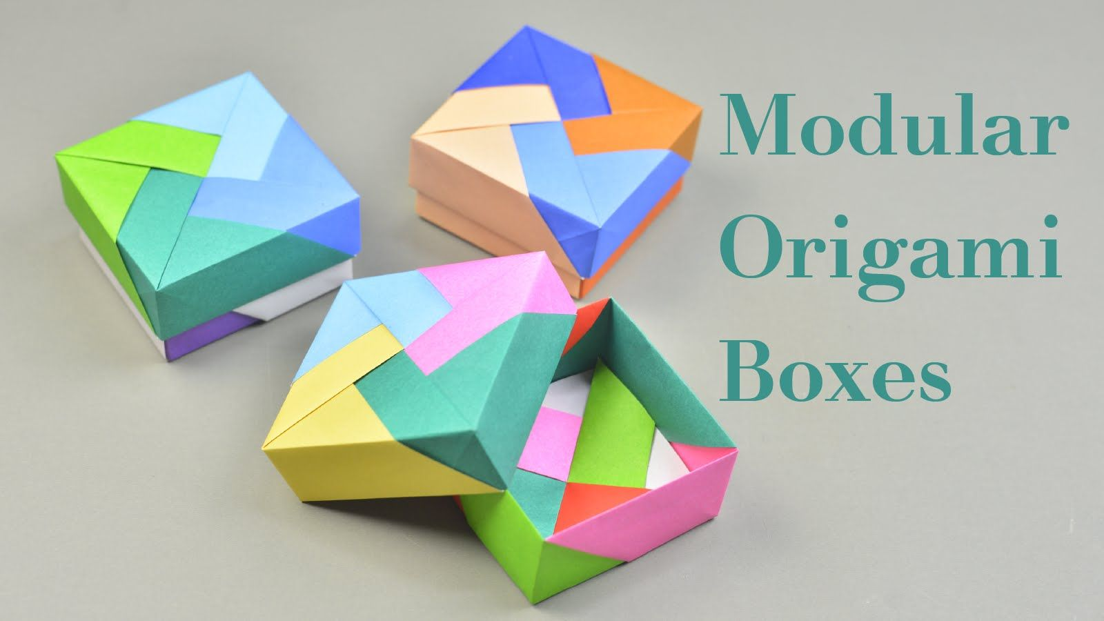 Easy Paper Box -It's a Heart and a Diamond! | 900x1600