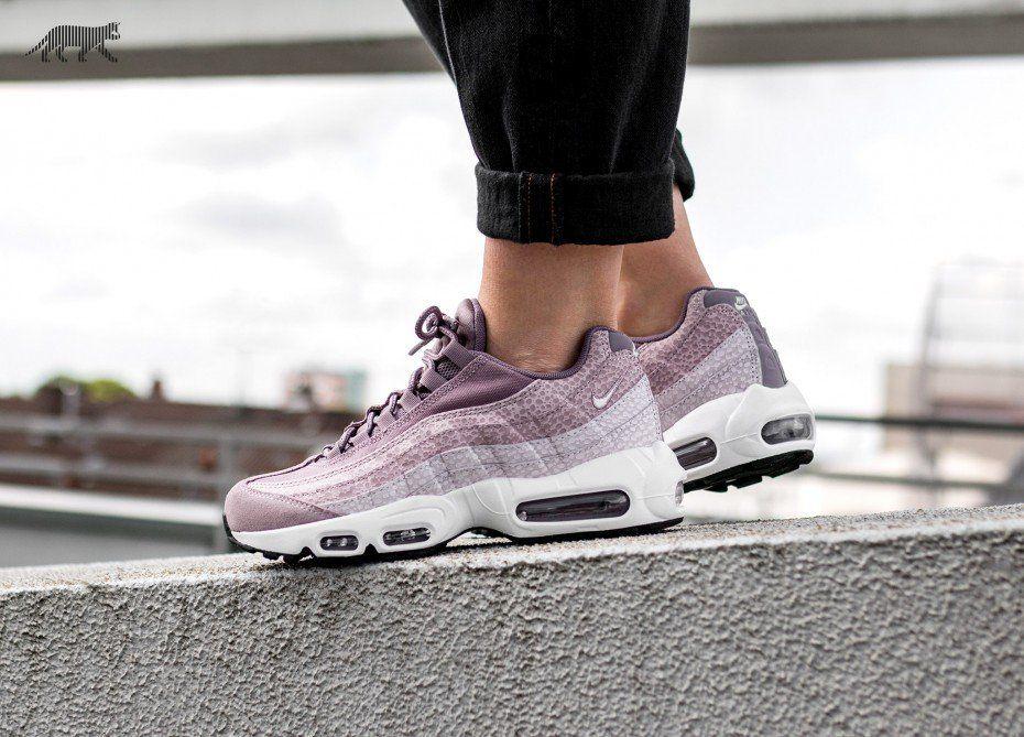 Nike Wmns Air Max 95 PRM (Purple Smoke Summit White