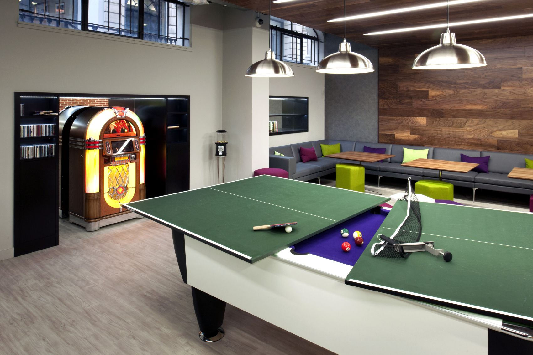 creating office work play. Creating A Space Where Employees Can Relax, Play And Socialise Is Good For Morale, Office Work E