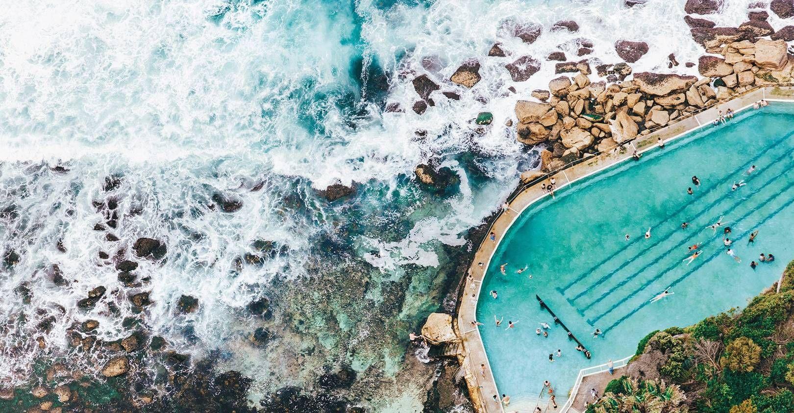 My Neighbourhood Nicky Zimmermann On Bondi Beach Swimming Pools