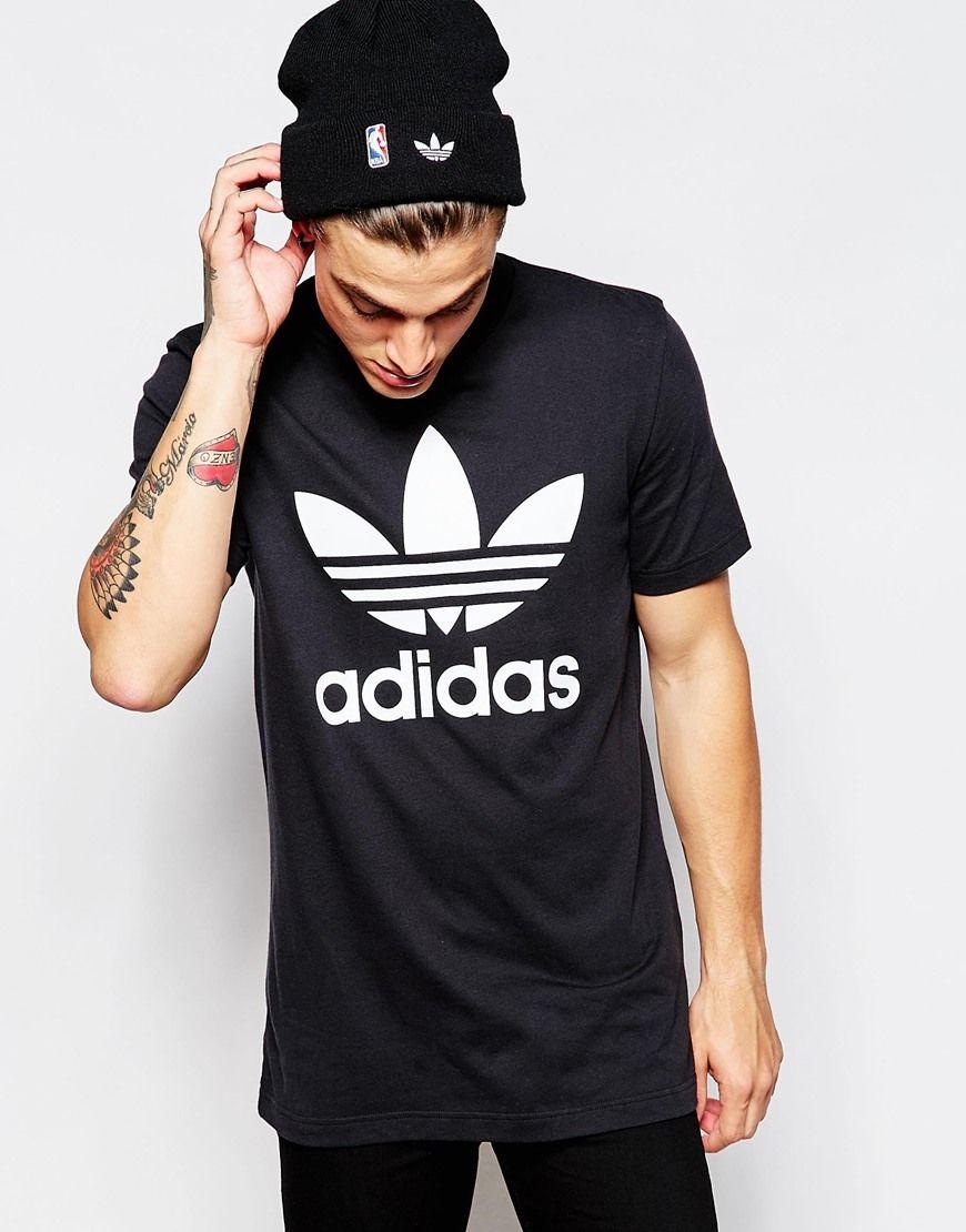 d559916cb0232 adidas Originals Trefoil T-Shirt