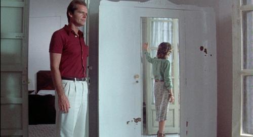 Michelangelo Antonioni's The Passenger (1975)