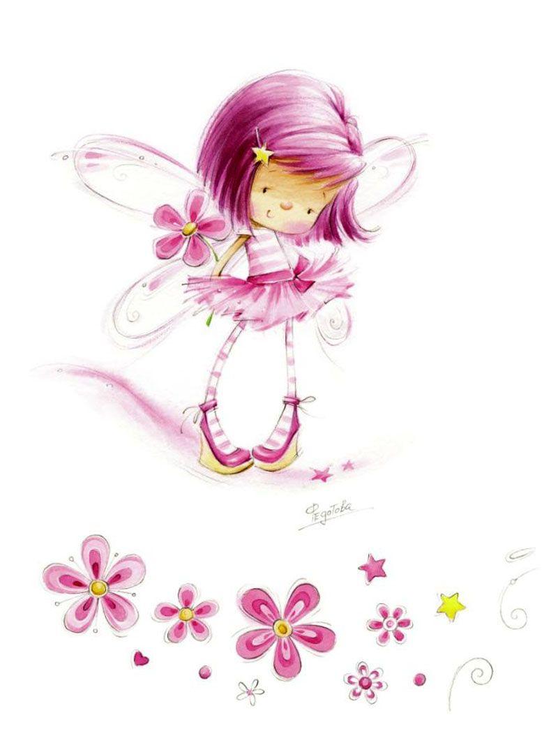 Открытки, открытки с цветами для девочки