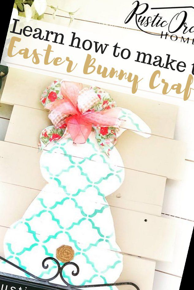 Photo of 42+ Spring Easter Bunny Craft | Easter Crafts To Sell Gift Ideas Simple | 2020