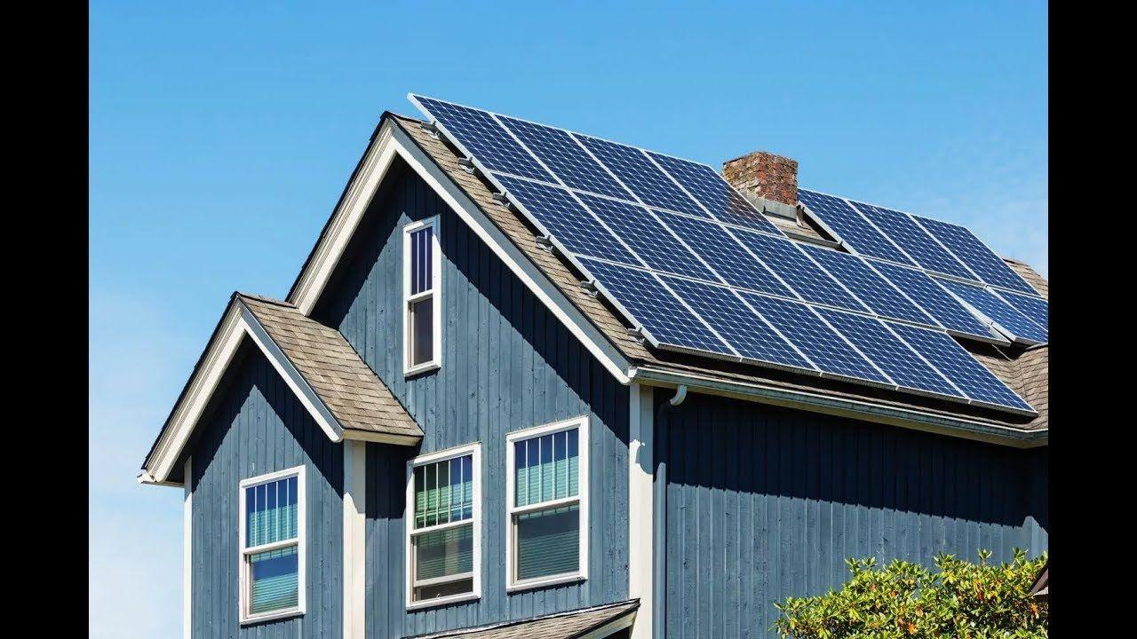 Tesla has a new solar panel rental service for 50 per