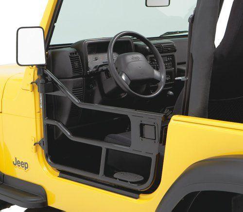 Bestop Highrock Element Matte Black Door Set For Jeep Yj Cj Jeep Yj Jeep Cj7 Jeep Wrangler Yj