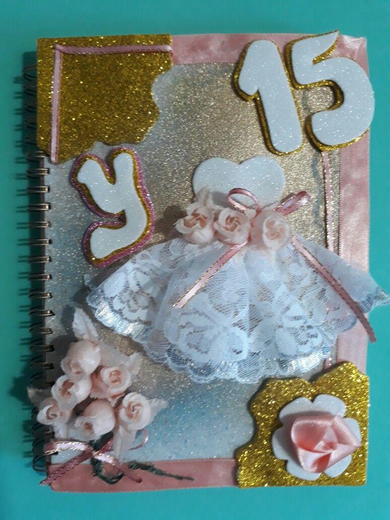 Cuadernos Decorados Con Foami