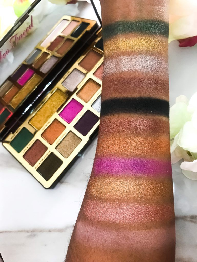 Natural Matte Eyes Eye Shadow Palette by Too Faced #17