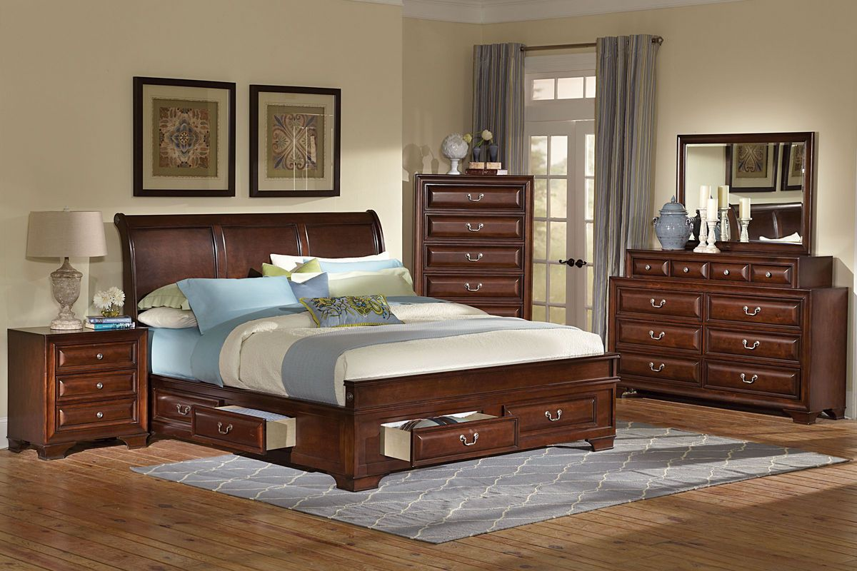 Caldwell Collection (Bedroom) at GardnerWhite Furniture