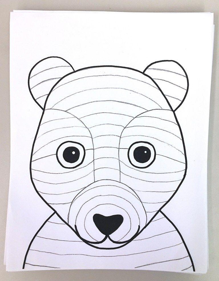 Springtime Bunny Bear Or Fox 2nd Grade Boyama Sayfalari