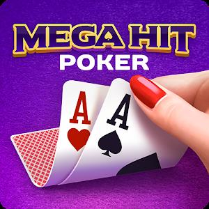 Mega Hit Poker Texas Holdem massive tournament Apk
