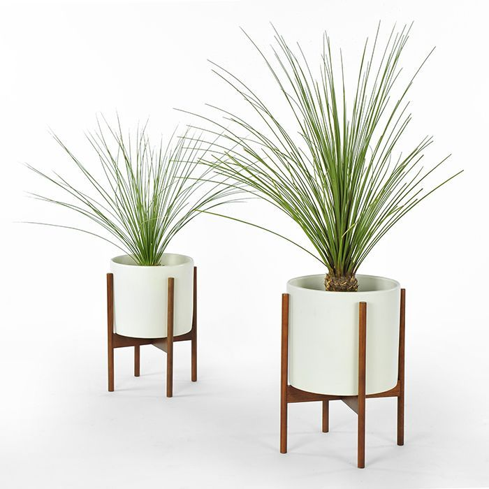 indoor planters from Modernica