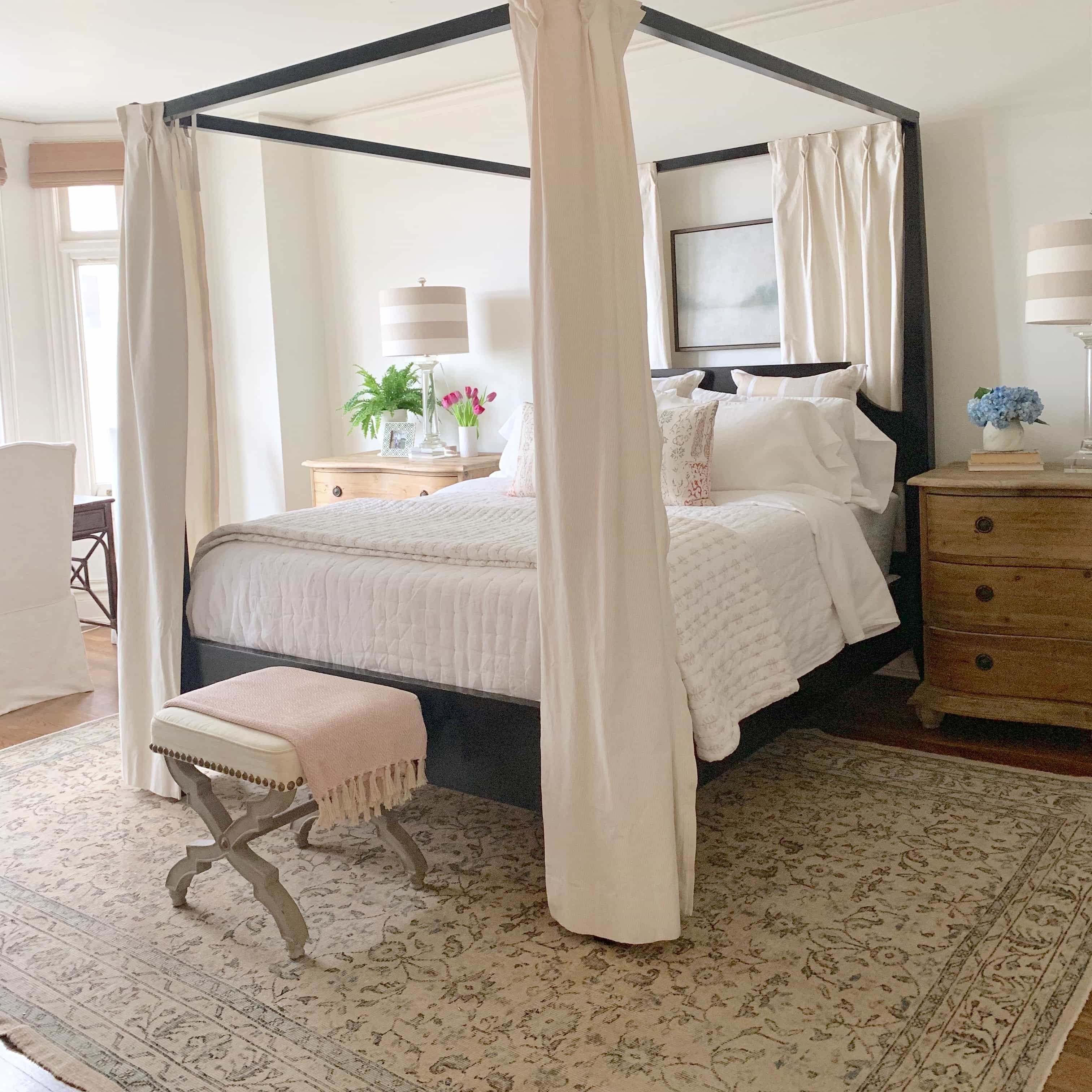 Home Tour: Classic Casual Home | Luxurious bedrooms ...