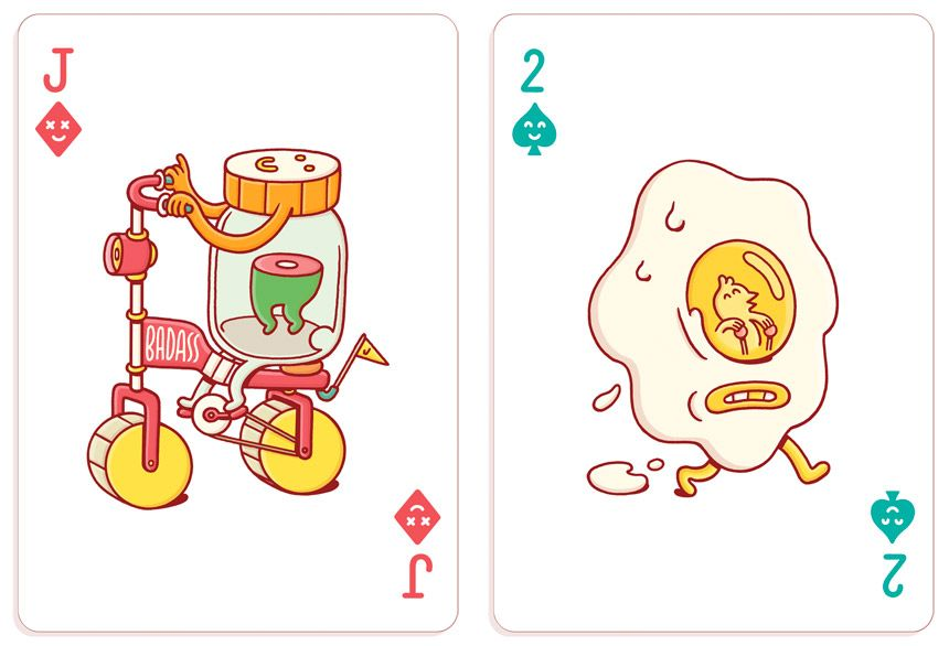 1 Sealed Deck Bicycle Brosmind Playing Cards
