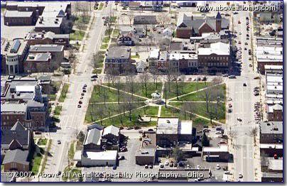 Medina Ohio Square Medina Ohio Medina County Ohio