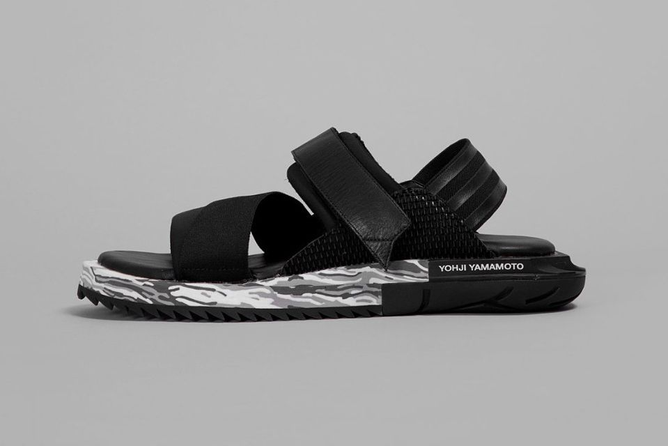 Y-3 Spring/Summer 2015 Footwear