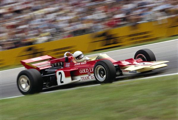 Jochen Rindt, Lotus 72C Ford. フォーミュラカー, リント