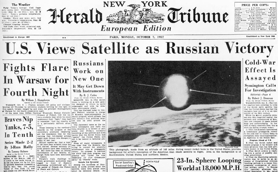 """sputnik paper Where's sputnik summoning the will to create the next american century by michael milken sputnik ot long after the terrorist attacks of sep- tember 11, 2001, a new book described how the united states had suffered a great shock """" no event since pearl harbor set off such on paper, the answer is simple but it's."""