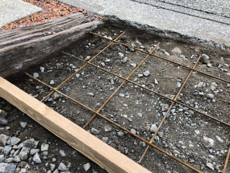 コンクリ外構diy コンクリ セメント モルタルの違いは 庭や駐車場を