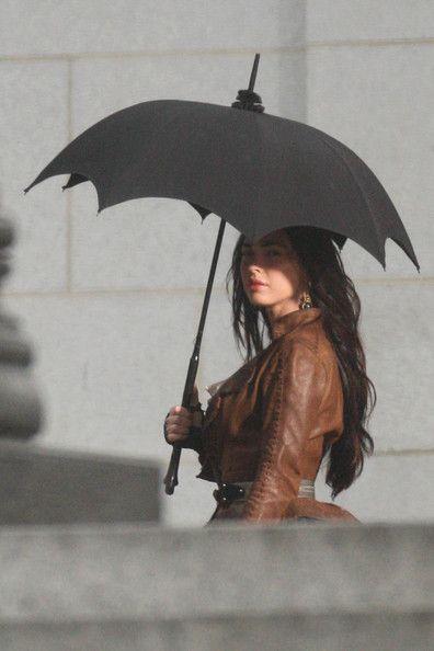 ¡Adiós a la lluvia con los paraguas de las celebs!