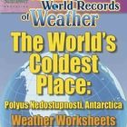 A complete lesson about the world's coldest place that begins with an AMAZING WORLD RECORD OF WEATHER—  ✓ The World's Coldest Place—Polyus Nedostup...