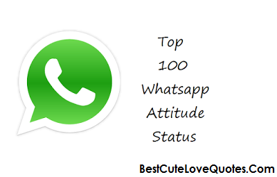 Best Girly Attitude Status For Whatsapp Quotes