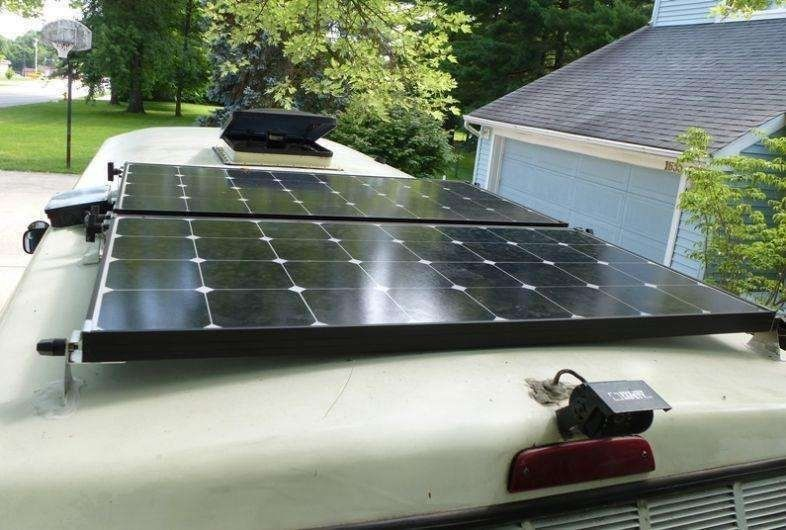 12 Best Solar Panels For Rv Or Camper Van Solar Panels Best Solar Panels Photovoltaic Panels