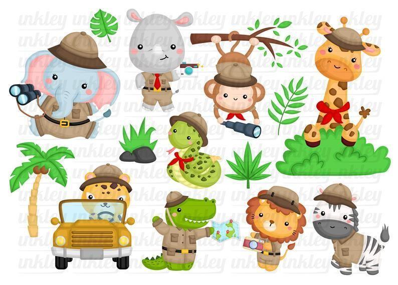 14++ Cute animal clipart design information