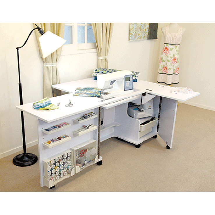 Tailormade Cabinets The Sewing Furniture Specialists Perfect Table For Quilting Or Garments