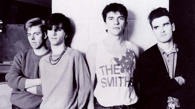 The Smiths crazy-early Smiths rehearsal tape just emerged