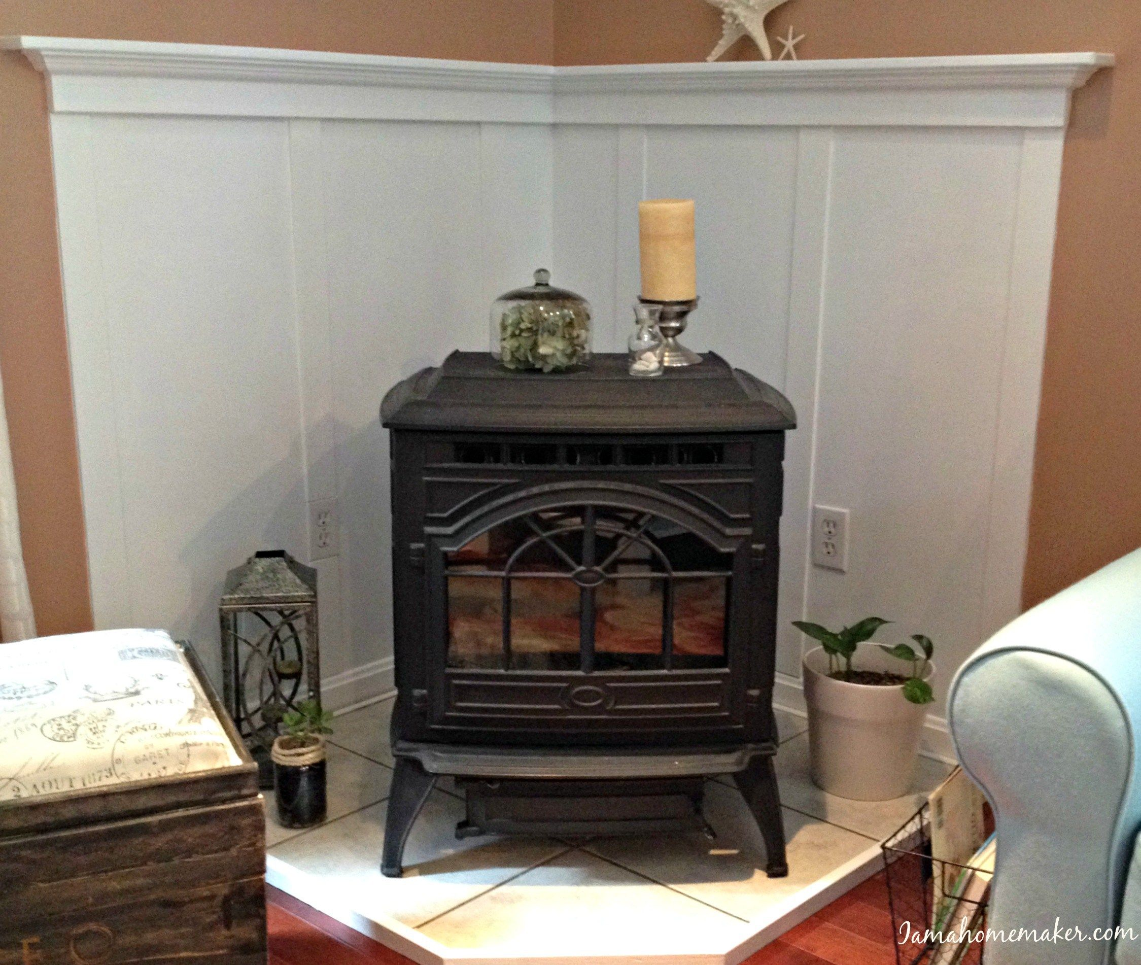 Pellet stove mantle mantles stove and pellet stove