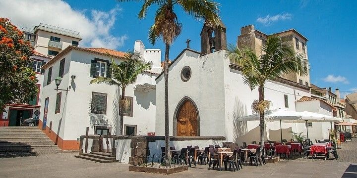 Old Town, Funchal, Portugal