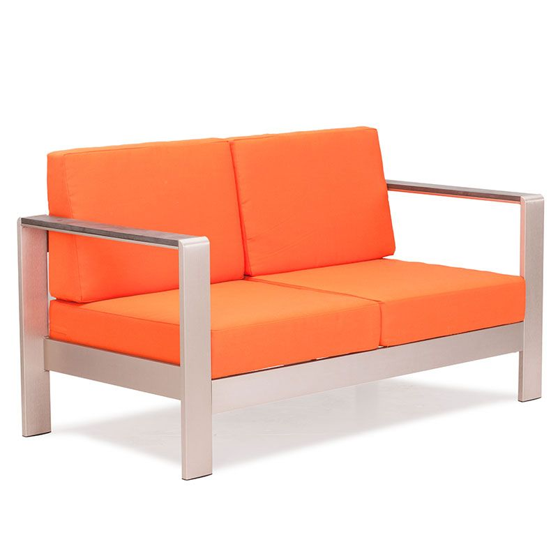 The Colmar Outdoor Sofa Provides Comfort Sophistication