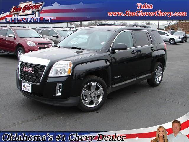 Used 2012 GMC Terrain For Sale | Tulsa Crossover Dealer | Jim Glover Chevy