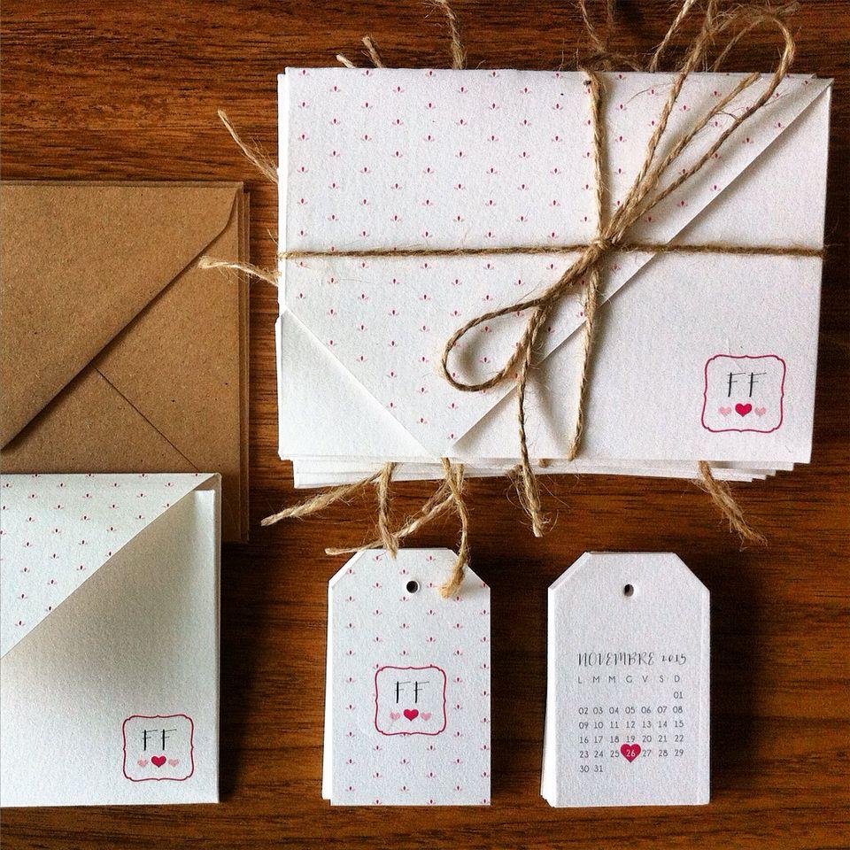 Partecipazioni Matrimonio In Juta : Partecipazioni di matrimonio origami chiusi a busta con un