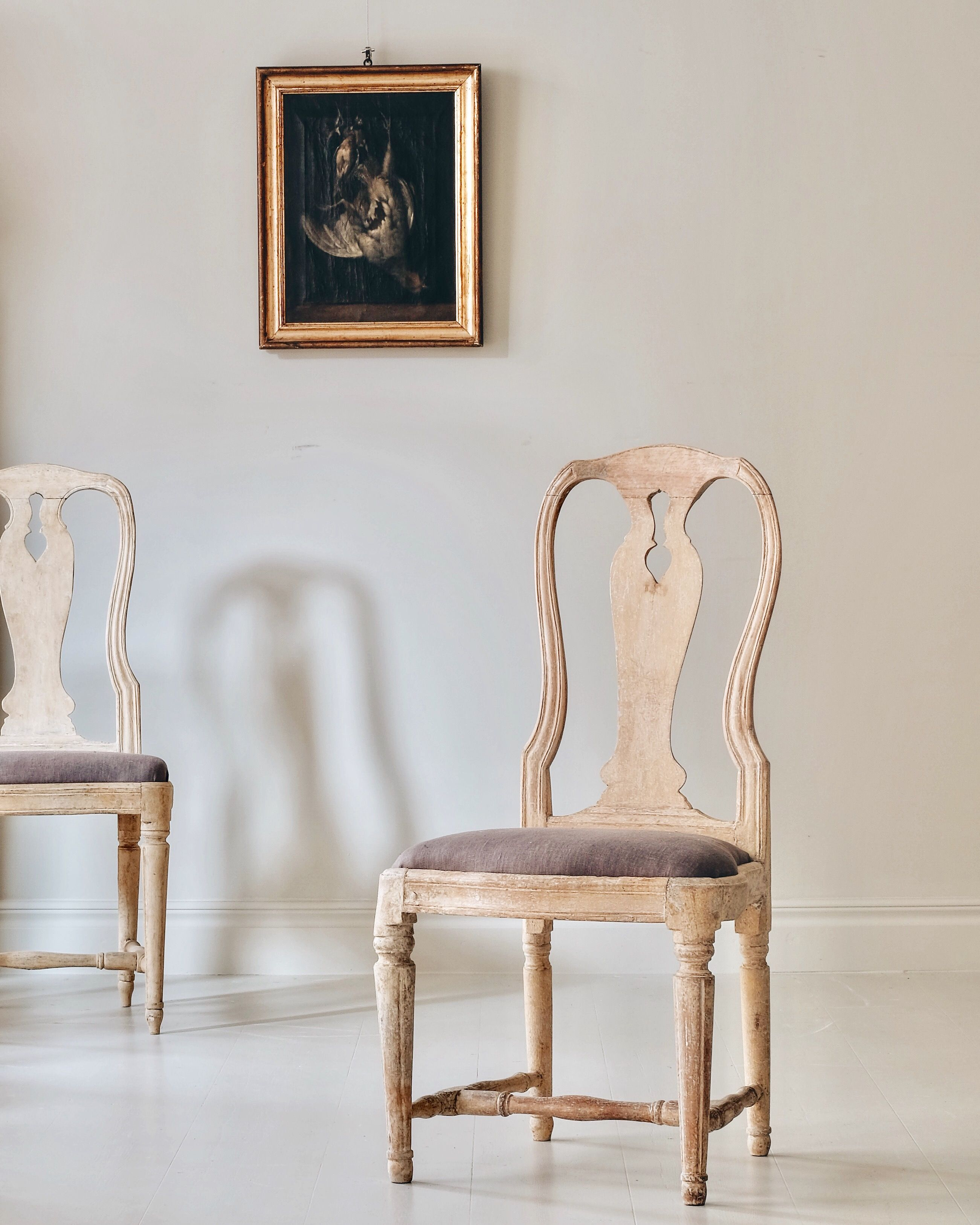 Transition, best of two periods :) | The Gustavian Home | Pinterest ...