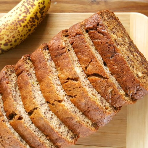Banana Bread Recipe for 3 Bananas | Beat Bake Eat