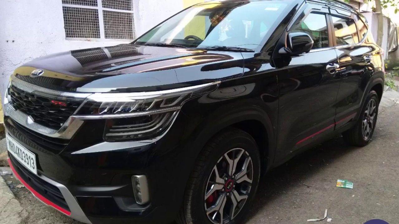 Kia Seltos Ceramic Coated Car Best For Protection In Mira Road Thane Warranty Benefits In 2020 Kia Car Thane