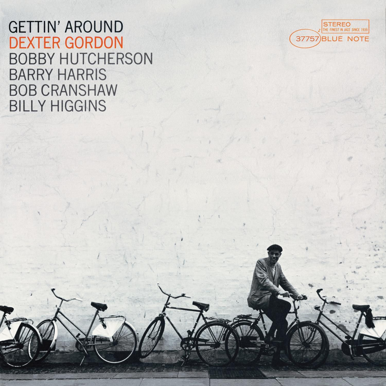 """Today marks the 50th anniversary of Dexter Gordon's """"Gettin' Around"""" http://smarturl.it/Dexter-GettinAround"""