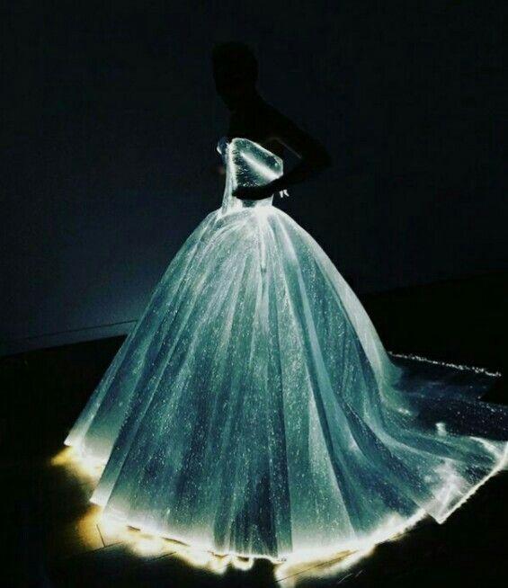 Ideal Feyre Wedding Dress #1