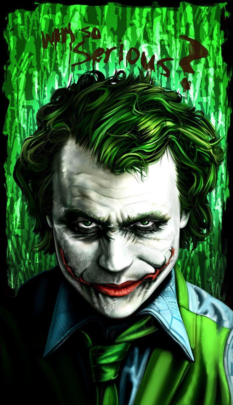 Pin auf Joker