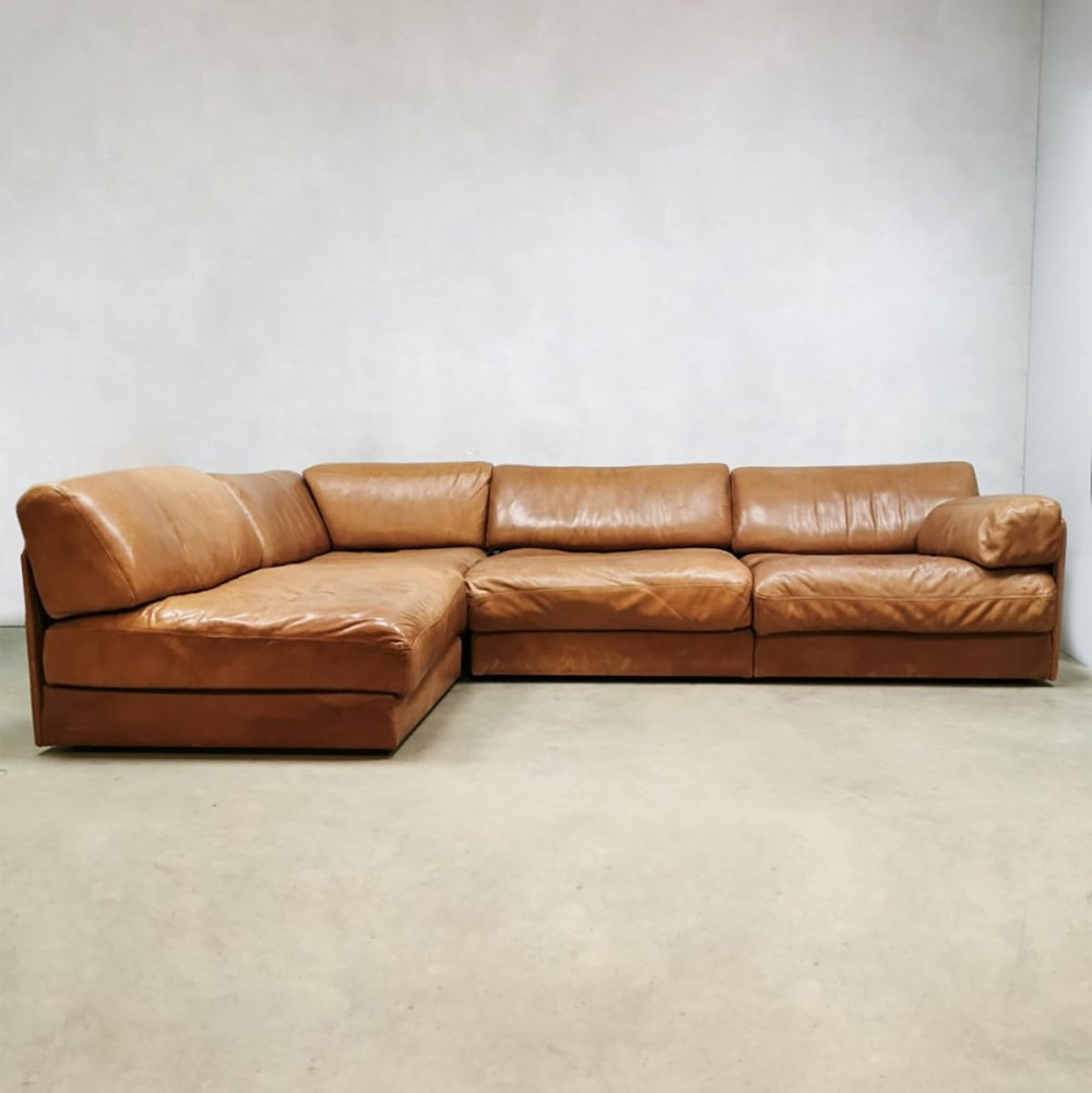 Midcentury Design Leather Modular Ds76 Sofa By De Sede 1970s 121109 In 2020 Mid Century Design Design Mid Century