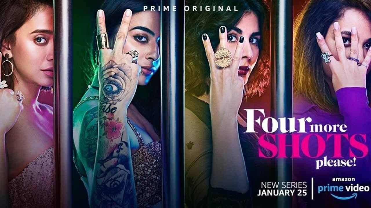 Four More Shots Please An Amazon Prime Original Movies To